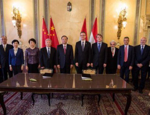 Szándéknyilatkozatot írtak alá egy hagyományos kínai gyógyászati központ budapesti létrehozásáról